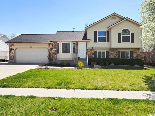 916 E Granite Peak Dr S, Sandy, UT 84094 (#1594834) :: Powerhouse Team   Premier Real Estate