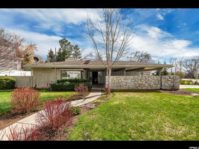 2252 E Panorama Cir, Holladay, UT 84124 (#1594838) :: Von Perry | iPro Realty Network