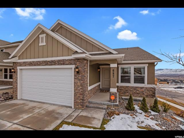 687 W 4050 N, Lehi, UT 84043 (#1594848) :: Bustos Real Estate | Keller Williams Utah Realtors