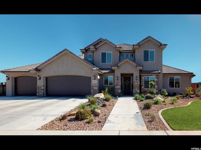 2884 E 1880 S, St. George, UT 84790 (#1594856) :: Colemere Realty Associates