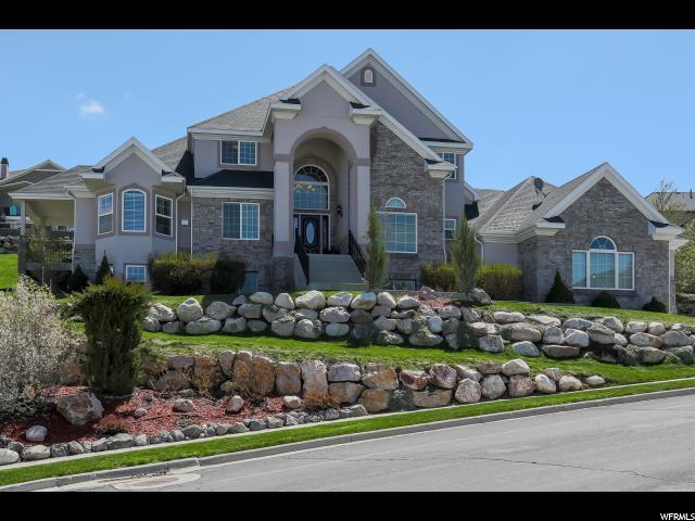 497 E Cynthia Way, North Salt Lake, UT 84054 (#1594860) :: Colemere Realty Associates