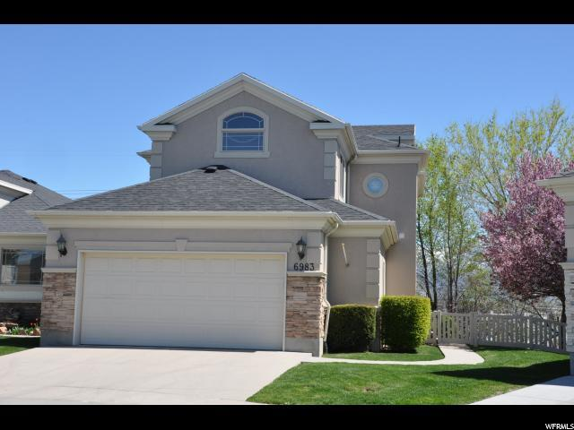 6983 S Overview Way, West Jordan, UT 84084 (#1594903) :: The Canovo Group
