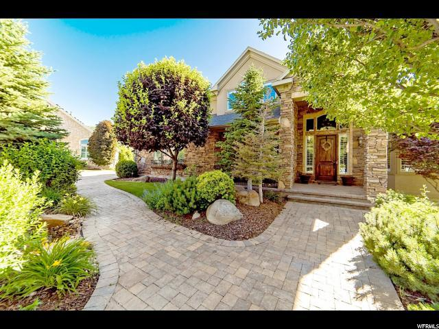 13533 S Fair Hill Ct, Draper, UT 84020 (#1594913) :: Bustos Real Estate | Keller Williams Utah Realtors