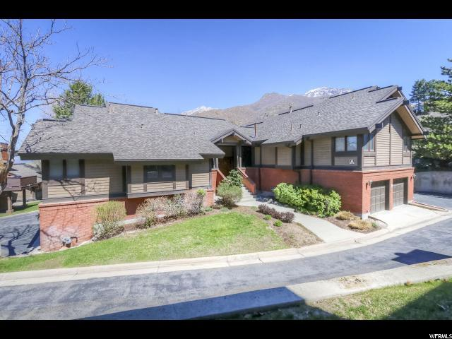 7430 S Wasatch Blvd E A3, Cottonwood Heights, UT 84121 (#1594922) :: Von Perry | iPro Realty Network