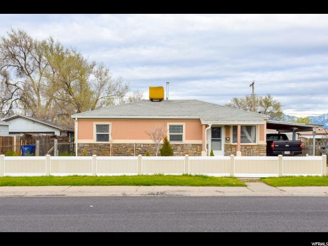 5695 S 4580 W, Salt Lake City, UT 84118 (#1594940) :: The Canovo Group