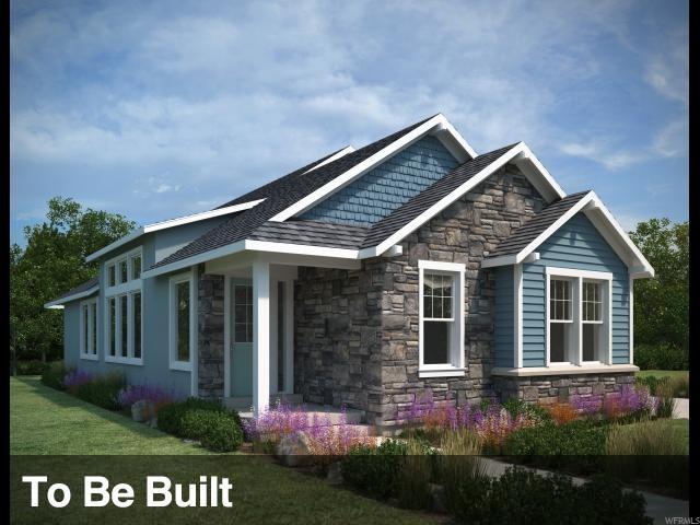 4907 S Mossley Bend Dr W #70, Herriman, UT 84096 (#1594946) :: Powerhouse Team   Premier Real Estate