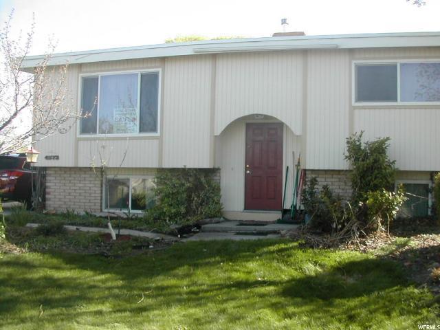 4573 W Nancy Dr, West Valley City, UT 84120 (#1594948) :: Powerhouse Team | Premier Real Estate
