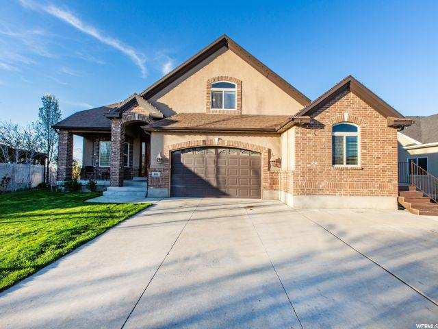 990 W Adams Cir, Bluffdale, UT 84065 (#1594950) :: The Utah Homes Team with iPro Realty Network