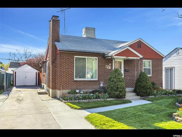 851 N 900 W, Salt Lake City, UT 84116 (#1594958) :: Big Key Real Estate