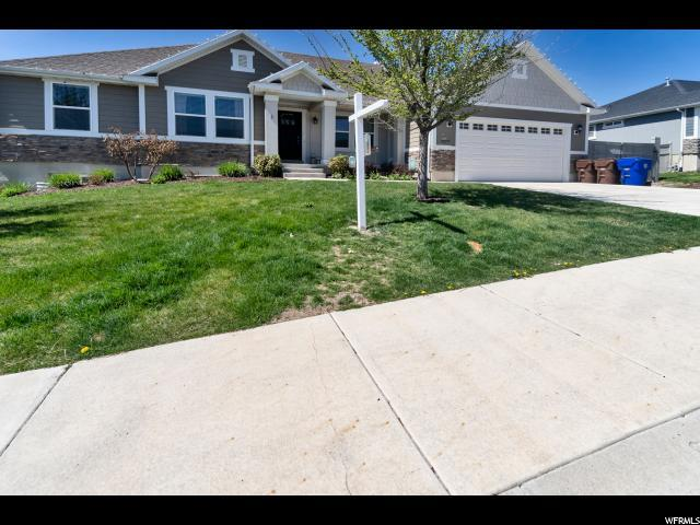 8857 N Suffolk Ln E, Eagle Mountain, UT 84005 (#1594980) :: Keller Williams Legacy