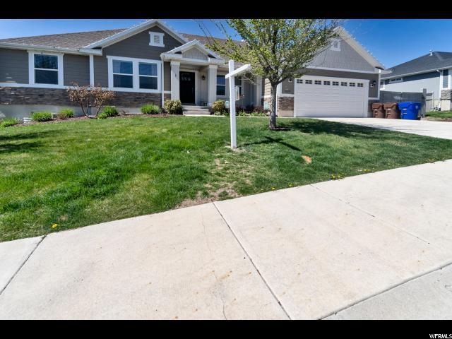 8857 N Suffolk Ln E, Eagle Mountain, UT 84005 (#1594980) :: Powerhouse Team | Premier Real Estate