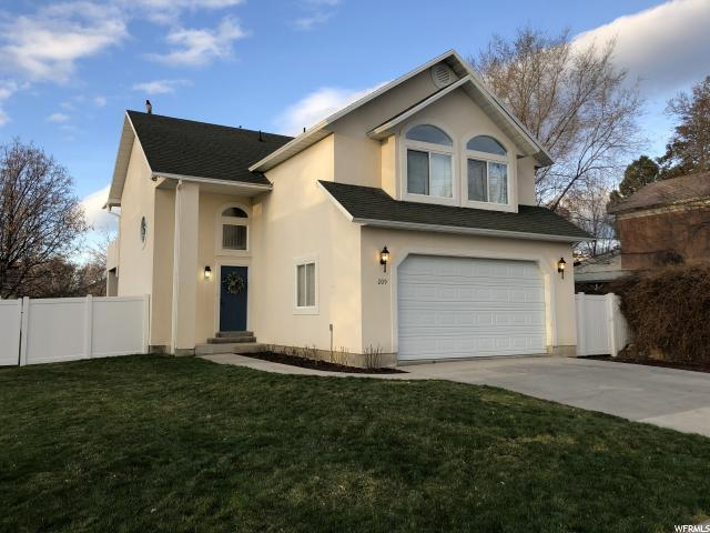 209 W Clark St, Grantsville, UT 84029 (#1594985) :: Powerhouse Team | Premier Real Estate