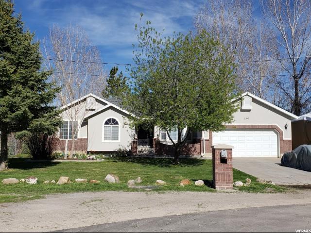 140 Maple St, Grantsville, UT 84029 (#1594993) :: Bustos Real Estate | Keller Williams Utah Realtors
