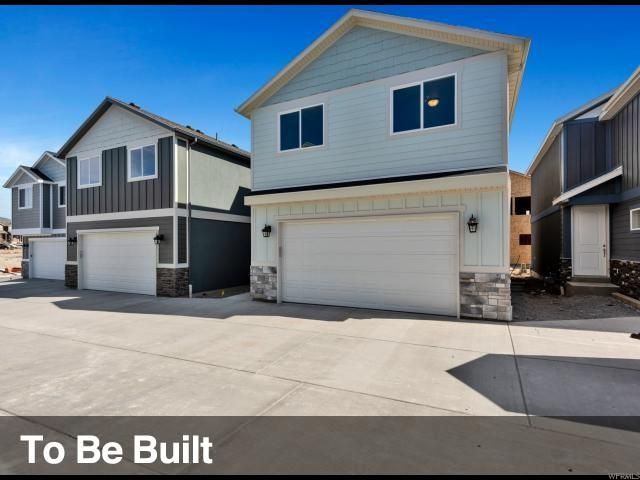 8696 N Pebble Aly E H62, Eagle Mountain, UT 84005 (#1595003) :: Bustos Real Estate | Keller Williams Utah Realtors
