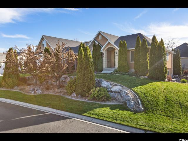 1819 Gallant View Rd E, Saratoga Springs, UT 84045 (#1595009) :: The Fields Team