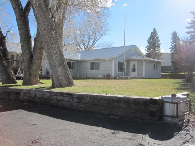 83 W 2ND St N, Manila, UT 84046 (MLS #1595021) :: Lookout Real Estate Group