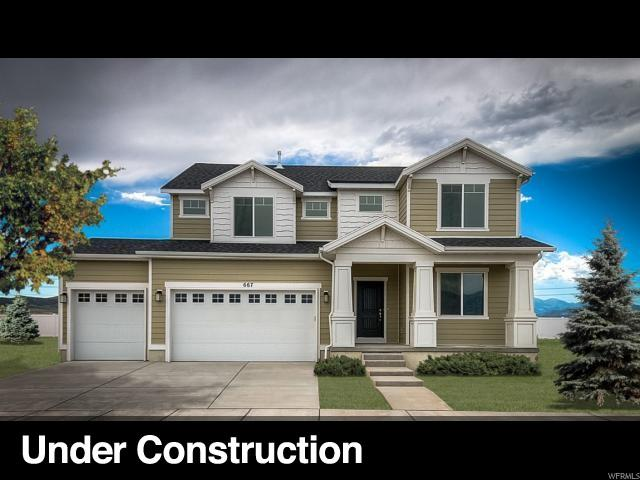 777 S Crooked Post Way E #449, Saratoga Springs, UT 84045 (#1595038) :: RE/MAX Equity