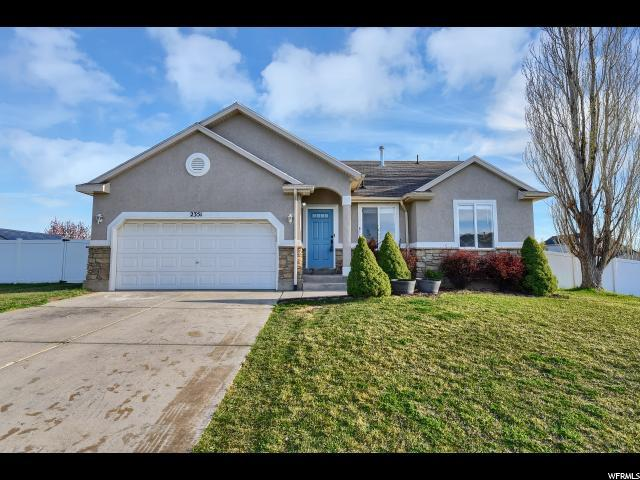 2351 W 2580 N, Clinton, UT 84015 (#1595042) :: The Utah Homes Team with iPro Realty Network