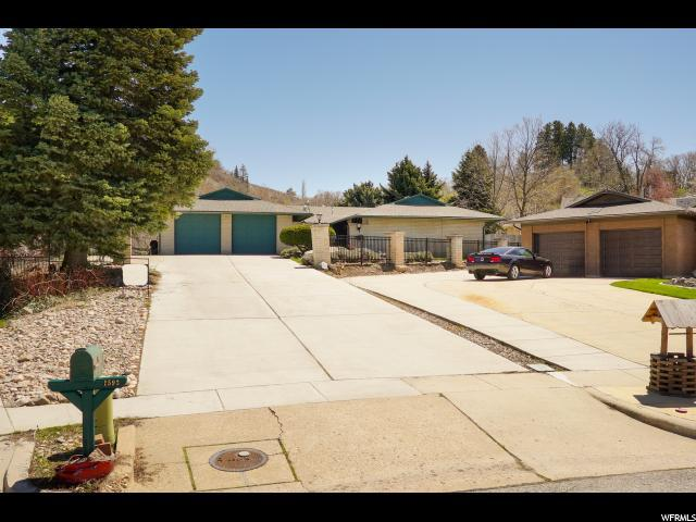 1593 E Secluded Cir S, Ogden, UT 84403 (MLS #1595065) :: Lawson Real Estate Team - Engel & Völkers