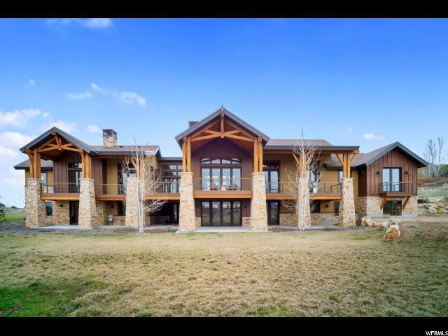 9 S Lindsay Hill Rd, Heber City, UT 84032 (#1595083) :: The Muve Group