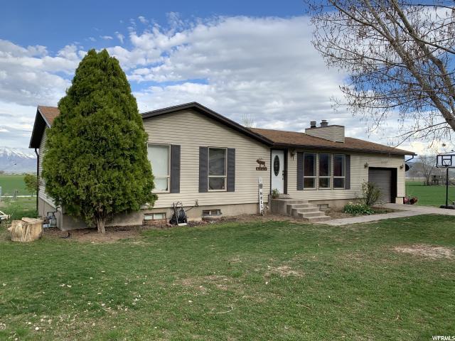 9560 N 11600 W, Tremonton, UT 84337 (#1595093) :: Big Key Real Estate