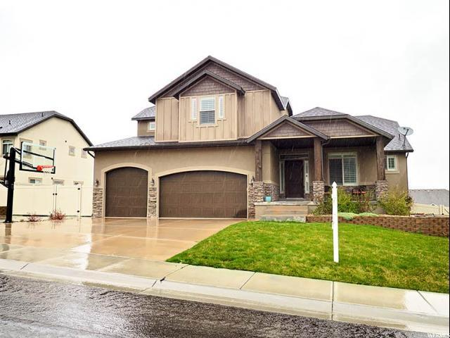 6428 W Indian Hollow Ln, Herriman, UT 84096 (#1595120) :: goBE Realty