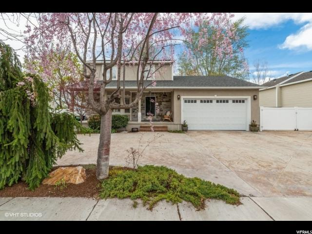 10856 S Daisy Ridge, Sandy, UT 84070 (#1595163) :: The Utah Homes Team with iPro Realty Network
