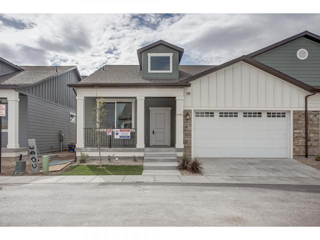 10025 S Snead Ln W #209, South Jordan, UT 84009 (#1595164) :: Von Perry | iPro Realty Network