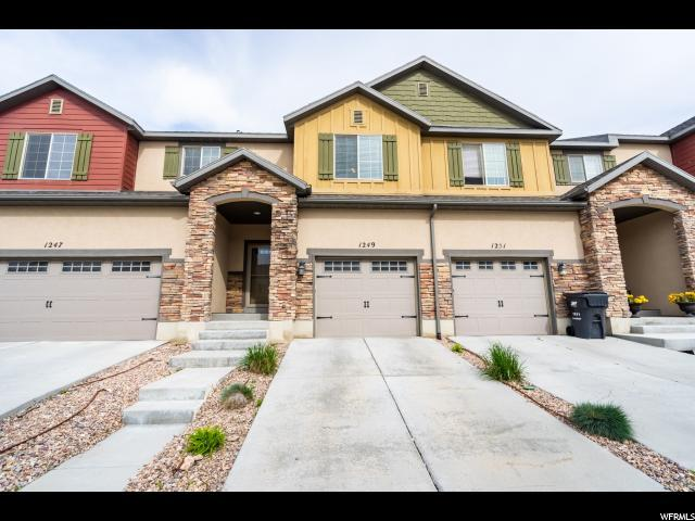 1249 N Baycrest Dr, Saratoga Springs, UT 84045 (#1595170) :: RE/MAX Equity