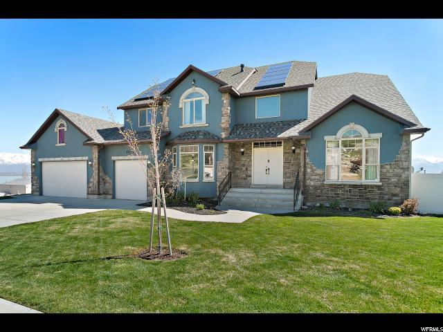 3704 S Sunrise Dr, Saratoga Springs, UT 84045 (#1595182) :: The Utah Homes Team with iPro Realty Network