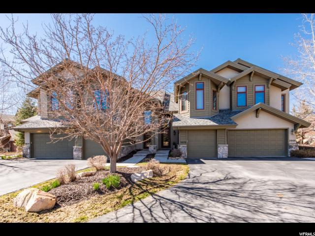 2670 Gallivan Loop #50, Park City, UT 84060 (#1595218) :: Bustos Real Estate | Keller Williams Utah Realtors