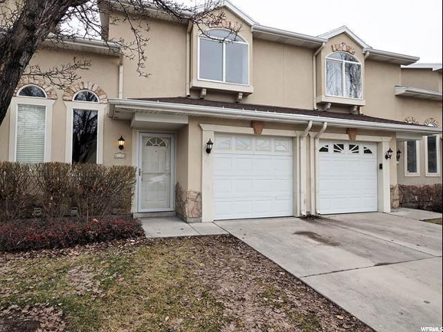 6739 S Etruscan Way W, West Jordan, UT 84084 (#1595224) :: goBE Realty