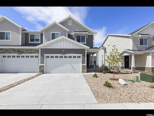 15392 S Skyraider Ln W, Bluffdale, UT 84065 (#1595226) :: The Utah Homes Team with iPro Realty Network