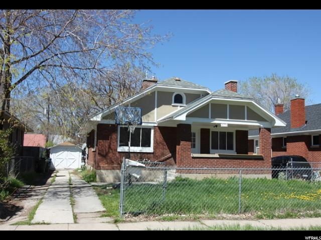 2179 Quincy Ave, Ogden, UT 84401 (#1595233) :: The Canovo Group