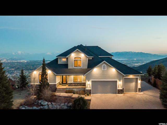 2052 E Eagle Crest Dr, Draper, UT 84020 (#1595257) :: Von Perry | iPro Realty Network