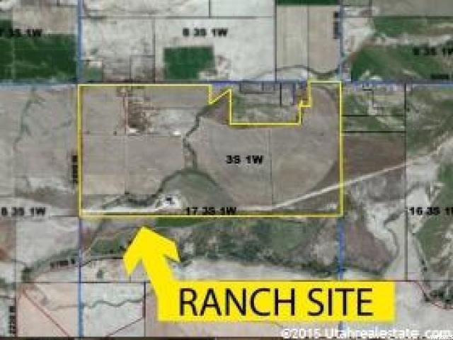 1839 W 5000 S, Myton, UT 84052 (#1595265) :: Big Key Real Estate