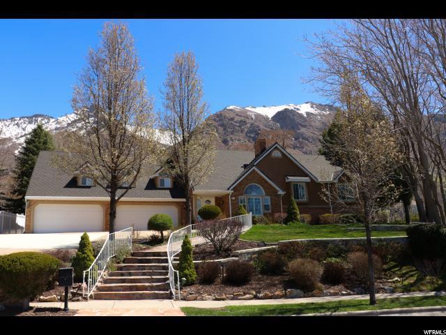 45 S Lone Peak Dr E, Alpine, UT 84004 (#1595269) :: RE/MAX Equity