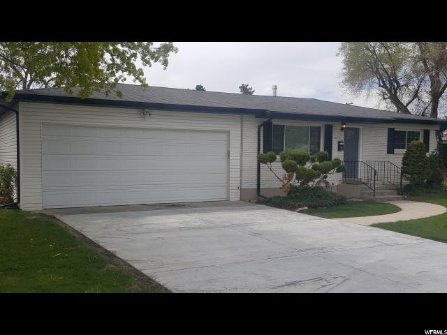 352 E Mountain View Dr S, Sandy, UT 84070 (#1595272) :: Von Perry | iPro Realty Network