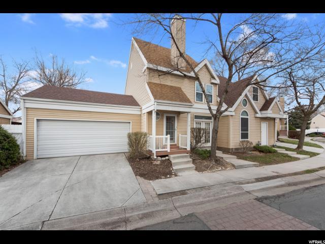 719 E Gables St, Midvale, UT 84047 (#1595277) :: Bustos Real Estate | Keller Williams Utah Realtors