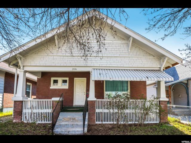 2656 S Quincy Ave, Ogden, UT 84401 (#1595280) :: The Canovo Group