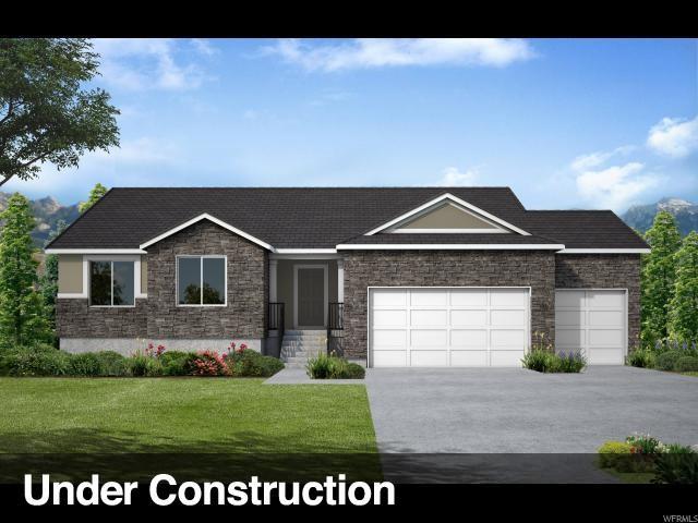 1026 S 4000 W Lot 11, Syracuse, UT 84075 (#1595287) :: Bustos Real Estate | Keller Williams Utah Realtors