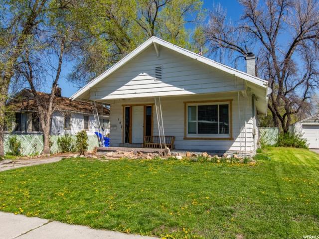 147 E Wentworth Ave, South Salt Lake, UT 84115 (#1595290) :: The Canovo Group
