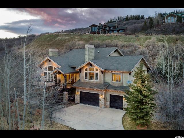 962 Aerie Dr, Park City, UT 84060 (#1595295) :: Bustos Real Estate | Keller Williams Utah Realtors