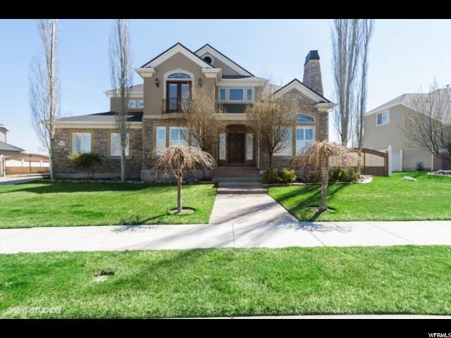 2949 W 12875 S, Riverton, UT 84065 (#1595302) :: The Utah Homes Team with iPro Realty Network