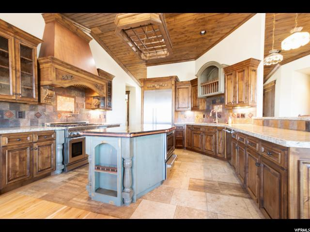 2278 Spring Hollow Rd, Francis, UT 84036 (#1595310) :: Red Sign Team