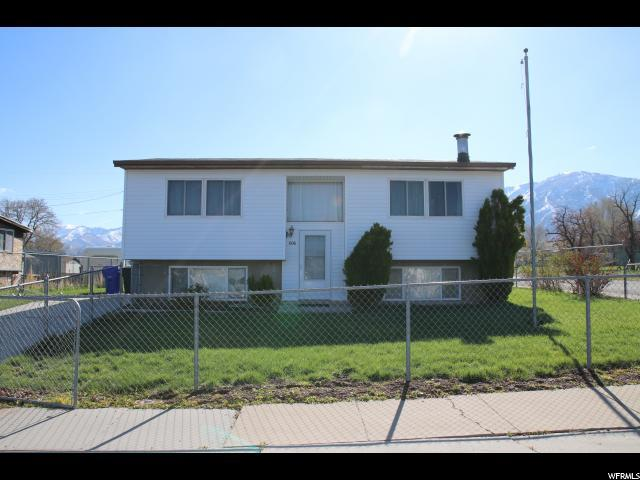 606 N Broadway, Tooele, UT 84074 (#1595349) :: The Canovo Group