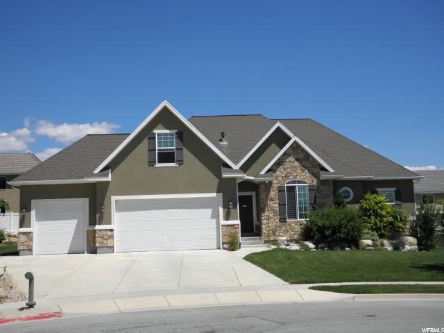971 W Wade Cir N, Lehi, UT 84043 (#1595362) :: RE/MAX Equity