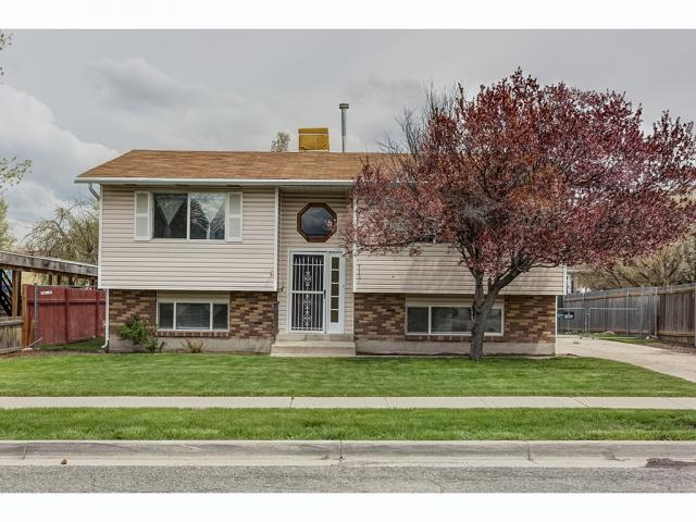 4357 S Wildrose Dr W, West Valley City, UT 84120 (#1595364) :: Action Team Realty