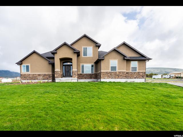 2848 W Deer Run, Stockton, UT 84071 (#1595376) :: Big Key Real Estate