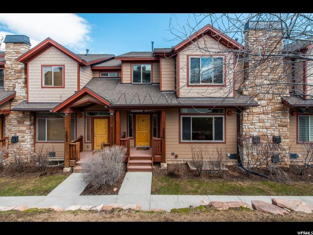 5600 N Oslo Ln T132, Park City, UT 84098 (#1595386) :: Bustos Real Estate | Keller Williams Utah Realtors